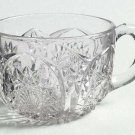 Vintage Duncan & Miller Homestead Clear Punch Cup