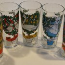 Vintage Pepsi 12 Days of Christmas Replacement Glass - 6 1/4""