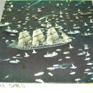 Vintage 1985 Eaton Full Sails 500 Pc Jigsaw Puzzle