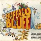 Vintage 1995 Meyer Buffalo Bluff Trivia Game