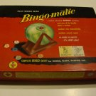 Vintage 1954 Transogram Bingomatic Bingo Game MIB