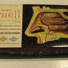 "Vintage 1961 Superior Plastics Model Kit of ""Anatomy Of Smell"" MIB"