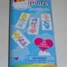 Cardinal Games 2005 Care Bears 28 Piece Dominoes & Storage Tin