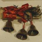 Vintage 1950s Holt Howard Doorway Jingle Bells in Original Box