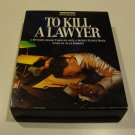 Vintage 1993 bePuzzled To Kill a Lawyer Mystery Jigsaw Thriller MIB