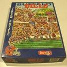 Vintage 1994 Buffalo Games NFL Buffalo Bills Puzzle Fandemonium