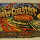 2002 Parker Bros. Hasbro Roller Coaster Tycoon Board Game