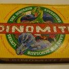 Vintage 1988 University Games Dinomite Board Game