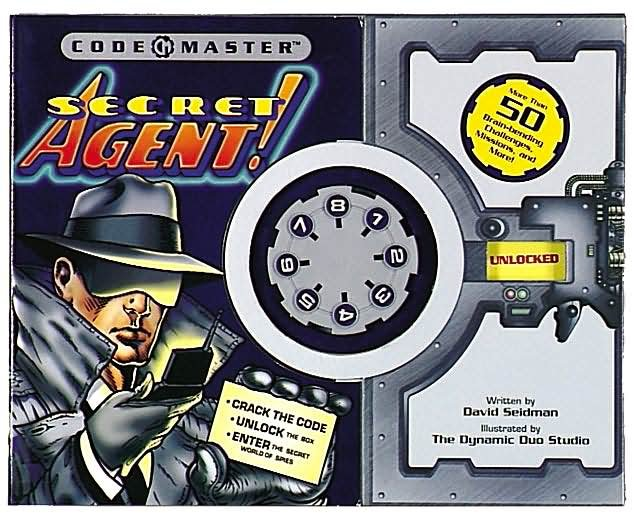 Code Master 2001 Secret Agent! by David Seidman ISBN: 1584760729