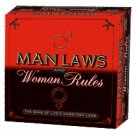 2007 TDC Games Man Laws and Women Rules