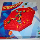Vintage 1994 Discovery Toys Crosstrack Board Game
