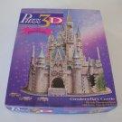 Vintage 1995 Puzz-3D Milton Bradley #Walt Disney's Cinderella's Castle Puzzle - 530 Pieces