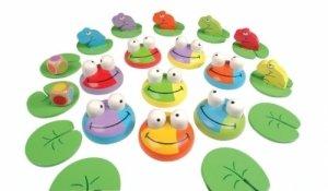 2006 Blue Orange Games Froggy Boogie Game