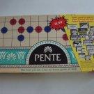 Vintage 1989 Parker Brothers Pente Promotional Board Game