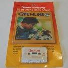 Vintage 1984 Buena Vista Gremlins Deluxe Hardcover Read-Along Book & Tape Sealed (Audio Cassette)