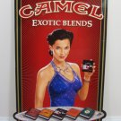 Reproduction 2001 Camel Exotic Blends Cigarettes Advertising Tin Sign