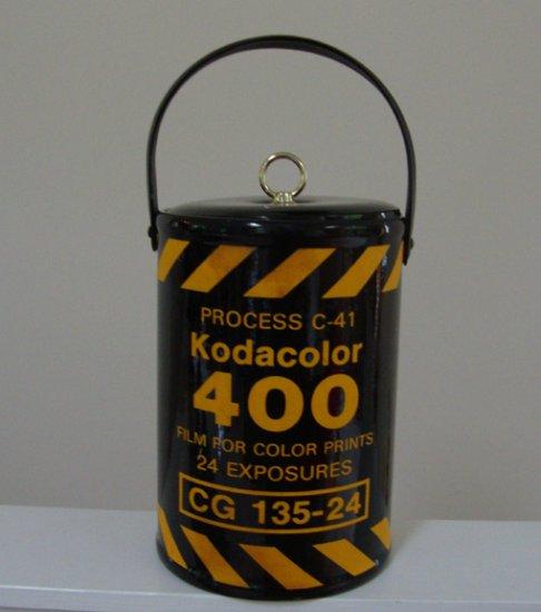 Vintage Kodak 400 Film Canister Ice Bucket