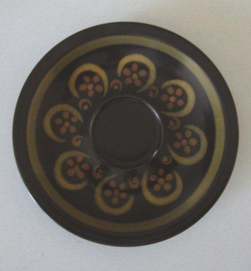 Vintage Mikasa Majorca Lodi 7514 Saucer Set of 4