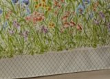 Charter Club's Wild Meadow Bed Skirt Dust Ruffle - King NWOT