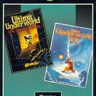Vintage 1993 Ultima Underworld I & II CD Software