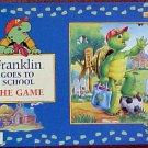 Vintage 1999 Pressman Franklin Goes to School The Game