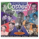2001 Old-Time Radio Comedy Superstars Box Set Audio Cassettes