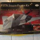 Vintage 1989 Testors F-117A Stealth Fighter 1:32 Model kit - Testors #7570