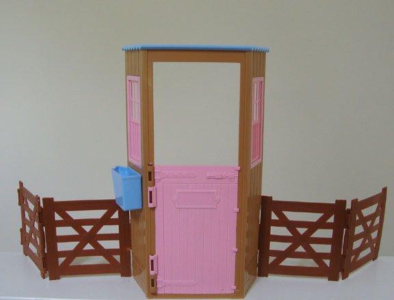 Mattel Barbie Dream Stable Pieces
