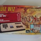 Vintage 1980 Coleco Quiz Wiz Model # 2060 with 2 Quiz Books