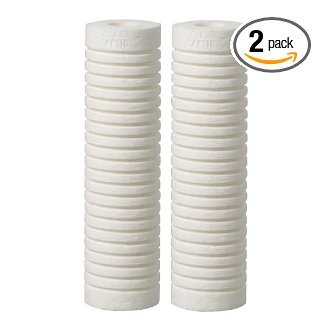 Set of 2 New Aqua Pure AP110 Universal Whole House Filter Replacement Cartridge Premium 2-Pack