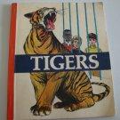 Vintage 1971 Tigers Childrens School Textbook ISBN: 0395005760