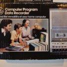 Vintage 1980s Ge Model 3-5158 Computer Program Data Recorder MIB