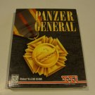 Vintage Strategic Simulations 1997 Panzer General Software - Windows 95 & DOS Cd-Rom