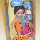 Mattel 2003 Barbie Kelly Doll Collection The Flintstones Fred Doll MIB