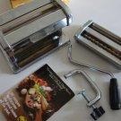 Vintage 1980s Atlas Marcato 150 Noodle Maker Machine in Original Box