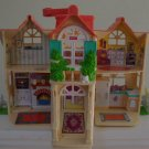 Fisher Price Sweet Streets #75117 - Family Home (Country) Dollhouse