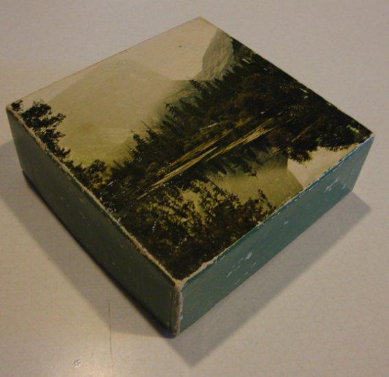 Vintage 1971 Hallmark Springbok Klemouich Mini Jigsaw Puzzle #PZL 7033 - 60 Pc.
