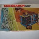 Vintage 1973 Milton Bradley Sub Search Board Game