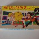 Vintage 1969 Milton Bradley Beat the Clock 2nd Edition Game