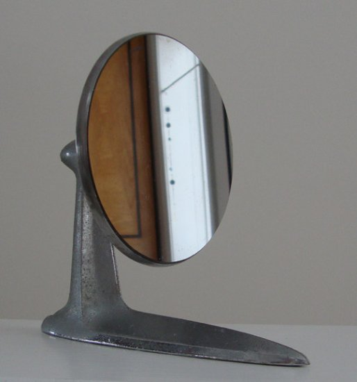 Vintage Chevy Mirror Outside Rear View 1955-57