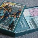 Vintage 1964 3M Bookshelf Stocks & Bonds Board Game