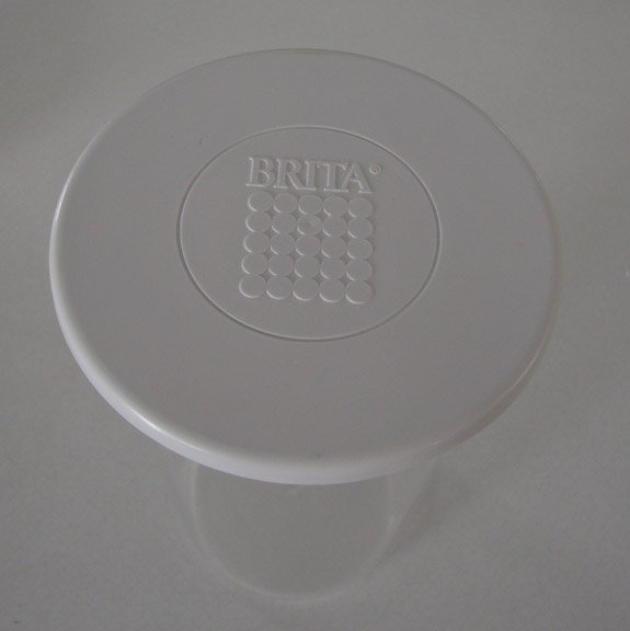 Used - Replacement Plastic Tumbler for Travel Brita Filtered Water System