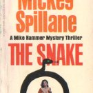 Vintage 1964 Mickey Spillane The Snake