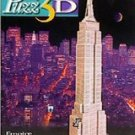Vintage 1994 Puzz 3D Wrebbit #P3D-902 Empire State Building Jigsaw Puzzle 902 Pc - Used