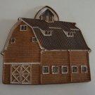Vintage Victoria Littlejohn Ceramics Barn Trivet