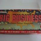 Vintage 1954 Transogram Big Business Board Game