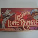 Vintage 1980 Milton Bradley The Legend of the Lone Ranger Board Game