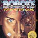 Vintage 1988 Kodak Isaac Asimov's Robots VCR Mystery Game