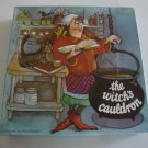 Vintage 1984 Child's Play The Witch's Cauldron Board Game