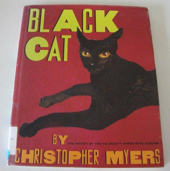 Black Cat [Library Binding] ISBN: 9780590033756